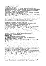 2010.08.15. Trainingslog 32.pdf - 1. Nettetaler Highlander Verein eV