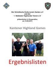 Bericht Auswertung Highland Games Xanten 2013.pdf - 1. Nettetaler ...