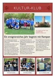Kultur Klub 2013 opt.pdf - 1. Nettetaler Highlander Verein eV
