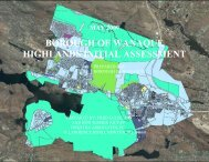 borough of wanaque highlands initial assessment - New Jersey ...