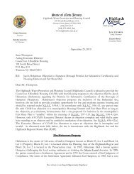 1a - Addendum to Consistency Report - New Jersey Highlands ...