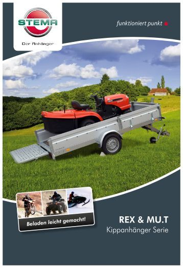 REX - Anhänger Brixel Kfz