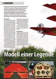 Platz 1: Fokker Dr.I von robbe