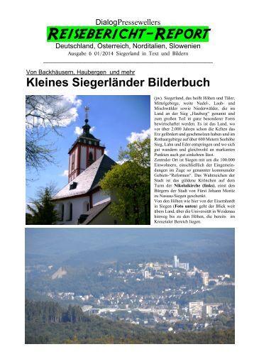 Kleines Siegerländer Bilderbuch