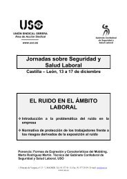 EL ESTRÉS EN EL ÁMBITO LABORAL - HO - Higiene Ocupacional