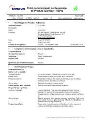 Tolueno - HO - Higiene Ocupacional