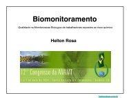 Biomonitoramento - HO - Higiene Ocupacional