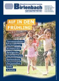 06431 4002-0 E-mail: info@birlenbach.de