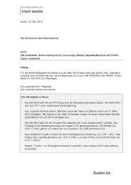 Alte Schmiede; Baukredit [PDF, 4.00 MB] - Stadt Baden