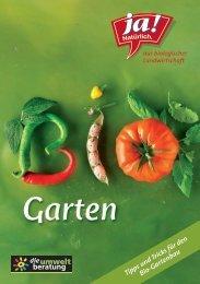 Tipps und Tricks für den Bio-Gartenbau - Ja! Natürlich