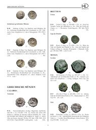 E-Auktion 709 - Tag 1. Antike, Mittelalter, Medaillen - CoreTech ...