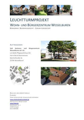 LEUCHTTURMPROJEKT - Wesselburen