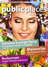 Maiwoche - Schäfer, Events & Medien