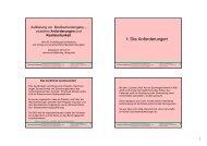 Aufklärung vor Medikamentengabe - zwischen Anforderungen und ...