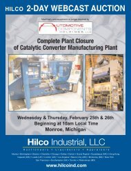 Hilco Industrial, LLC