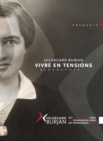 brochure - Hildegard Burjan