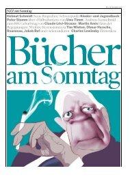 Schwerpunkt Kinder - Neue Zürcher Zeitung