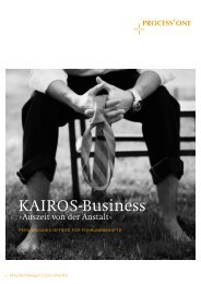 KAIROS-Business - Process One