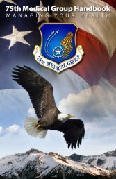 to download the 75 MDG Patient Handbook - Hill Air Force Base