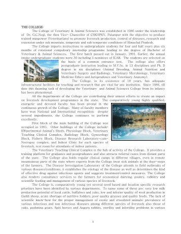 Thesis Abstractdrsandeep Thakurpdf Csk Himachal Pradesh