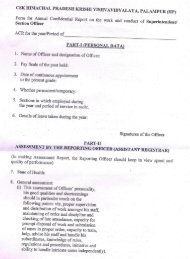 acr form of superintendent - CSK Himachal Pradesh Agricultural ...