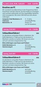 Anmeldeformular - Stadtjugendring Weinheim - Seite 3