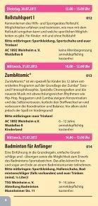 Anmeldeformular - Stadtjugendring Weinheim - Seite 6