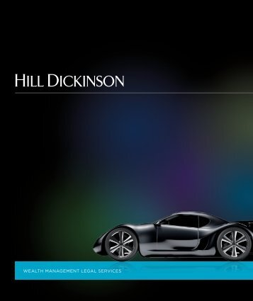 Wealth management Feb 2012.indd - Hill Dickinson
