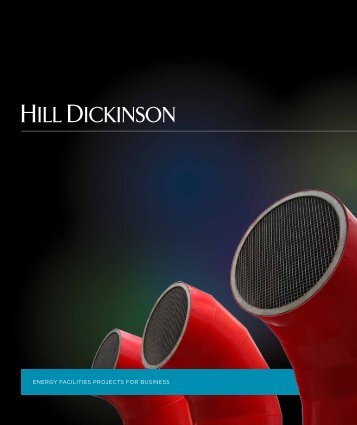 ENERGY FACILITIES PROJECTS FOR BUSINESS - Hill Dickinson