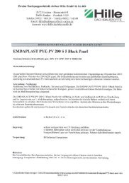 EMDAPLAST PYE-PV 200 S 5 Black Pearl - Emder Dachpappenfabrik