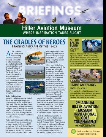 2010 - Q1 - Hiller Aviation Museum