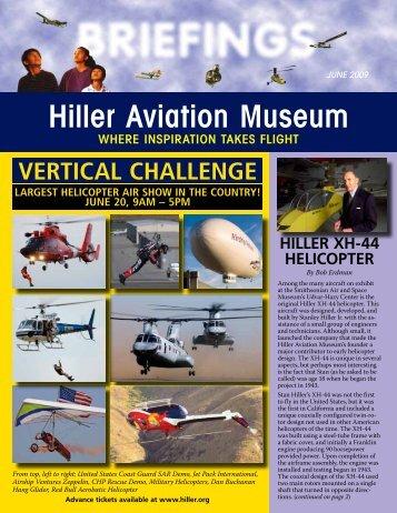 2009 - Q2 - Hiller Aviation Museum