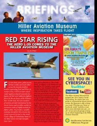 Red staR Rising - Hiller Aviation Museum