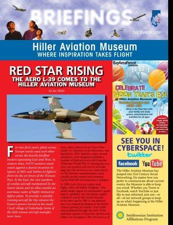 Red staR Rising - Hiller Aviation Museum
