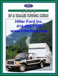 1999 Guide - Hiller Ford Inc.