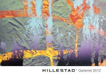 Galleriet 2012 - Hillestad