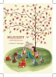 Children's 2012 - Hill of Content Bookshop