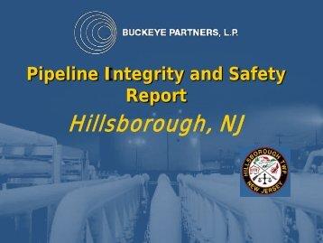 Buckeye Partners, L.P. - Hillsborough