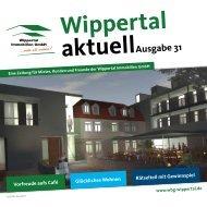 aktuellAusgabe 31 - WBG Wippertal GmbH