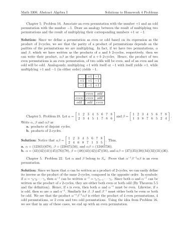 math 131c investigation Some solutions