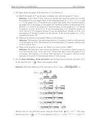 calculus second edition sullivan miranda answers