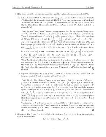 pages Week   Homework Solutions   e xls