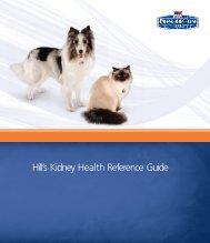 Hill's Kidney Health Reference Guide - HillsVet