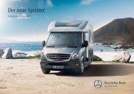 Sprinter Reisemobil-Fahrgestelle Broschüre herunterladen (PDF)