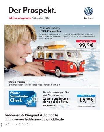 zum Thema - Feddersen Automobile