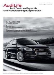 Audi Life - Motor Nützel