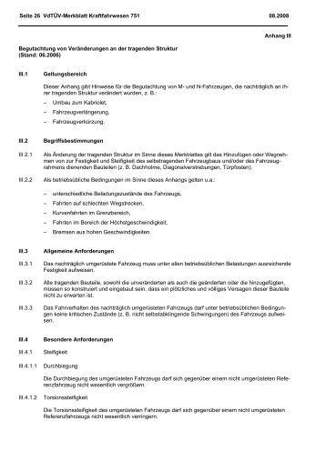 VdTÜV-Merkblatt_751-180808 Abschnitt 3.pdf - e46fanatics.de   Das ...