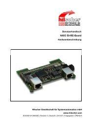 NXIO 50-RE-Board - Hilscher.fr