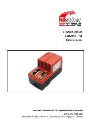 netTAP NT 100 - Hilscher
