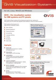QViS Visualization System